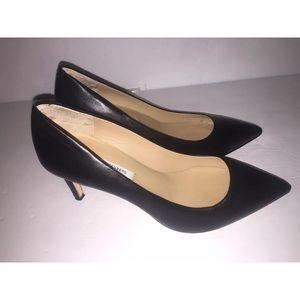 Diane Von Furstenberg Olee Nappa Pumps Size 7.5